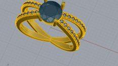 jewelry rendering service