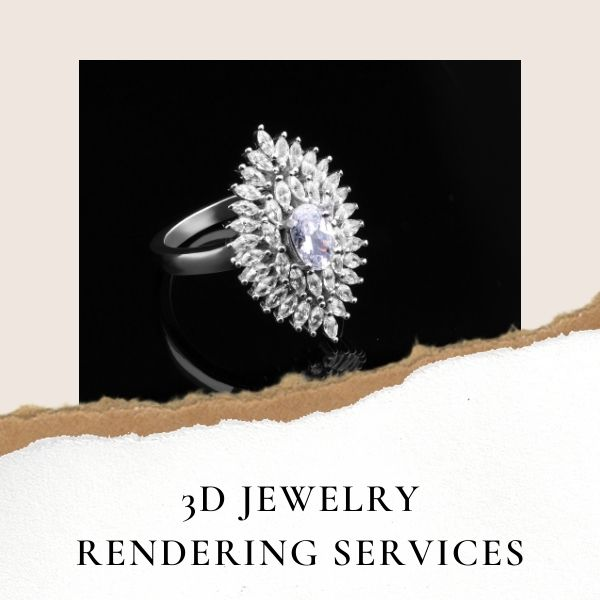 3D Jewelry Rendering Services