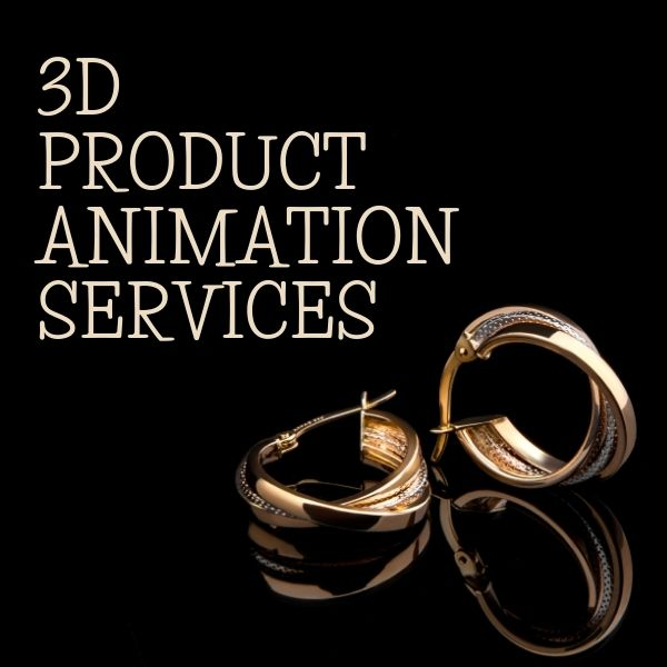 3D Product Animation Services